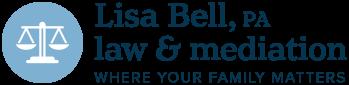Lisa Bell, PA Header Logo